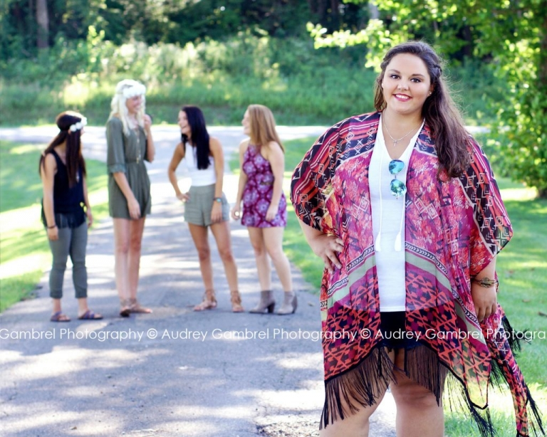 Audrey Gambrel Photography | Boho Chic Group Session